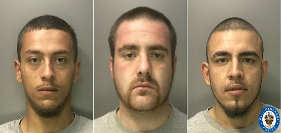Kevin Shepperson killers Walsall dumbbell murder a