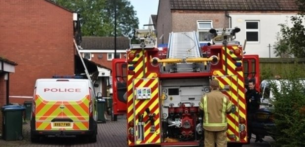 Coventry Flat Fire Treated As Arson