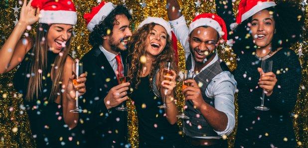 A Christmas.Heart Scotland Win A Christmas Party Night At Alea Casino