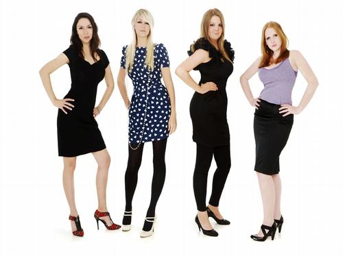 The News Ladies Airbrushed