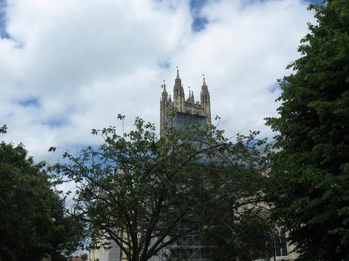 Canterbury Cathedral work 2010