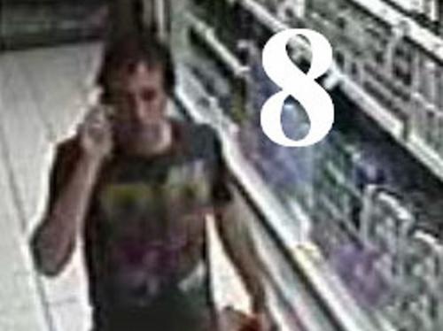 Cheltenham thefts cctv