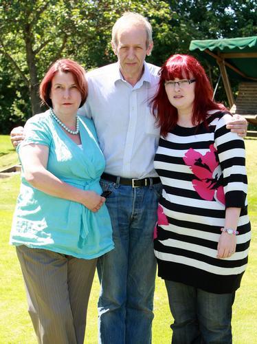 Jane, Richard and Leanne 2