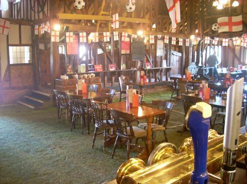 Parson's Barn Pub