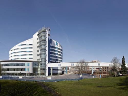 QE hospital 1