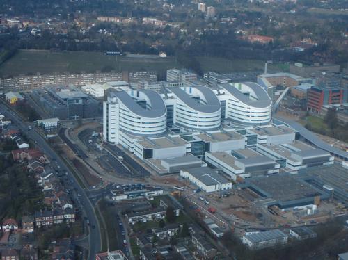 QE hospital 4