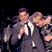 Image 1: Michael Buble son Sam singing onstage