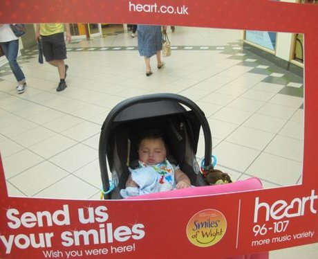Did you send your smiles with the Heart Angels in
