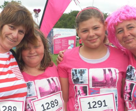 Race for Life Sherborne - Pre Race