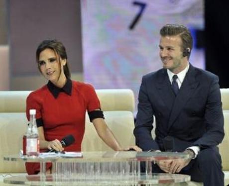 Beckhams on TV